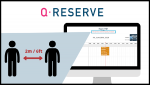 QReserve is Offering New Tools to Ensure Physical Distancing Amid Pandemic