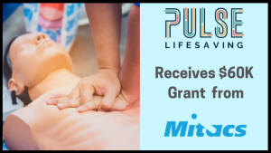 PULSE Lifesaving Receives Grant from Mitacs
