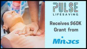 PULSE Lifesaving Receives Grant from Mitacs