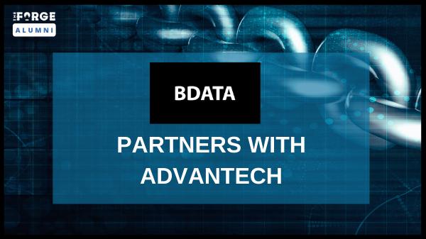 BDATA partners with Advantech