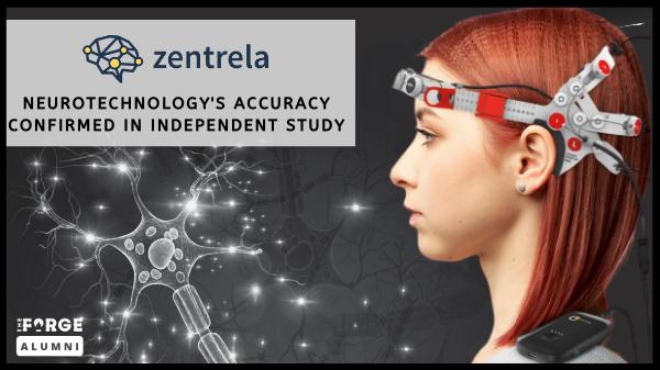 Study confirms the accuracy of Zentrela's neurotechnology