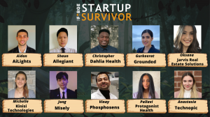 Startup Survivor Challengers with names
