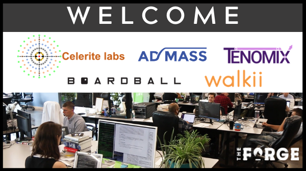 Welcome The Forge Business Incubator Startups