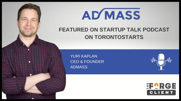 Yuri Kaplan Admass Founder and CEO