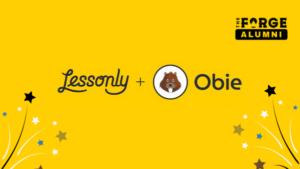 Lessonly + Obie