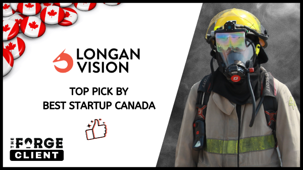Longan Vision Top Pick by Best Startup Canada
